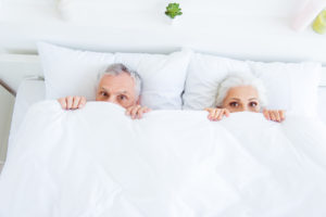 Keine Angst vor Sex im Alter